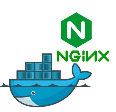 Setting up Nginx container using Docker