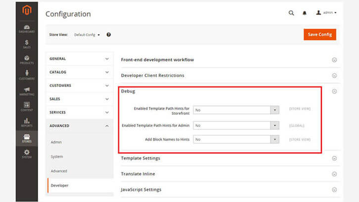 Best Configuration for Magento