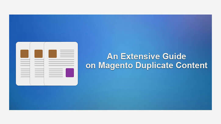 Magento duplicated content issues