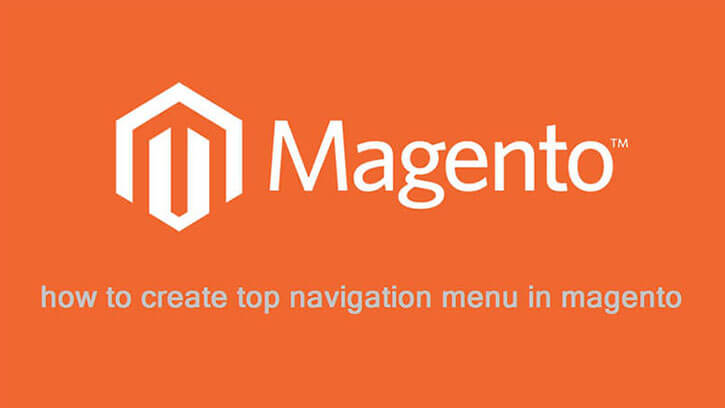 How to add a new item to the navigation menu in Magento