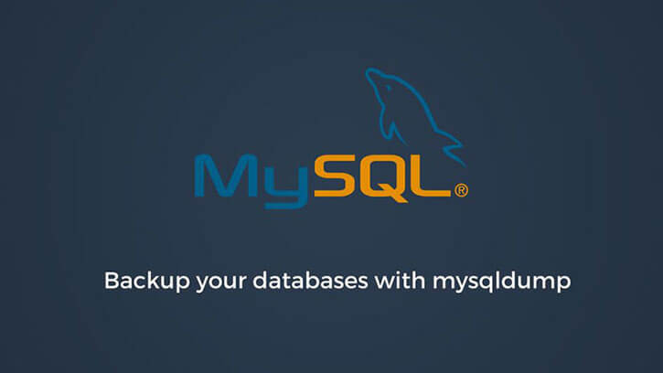RUN MYSQLDUMP WITHOUT LOCKING TABLES