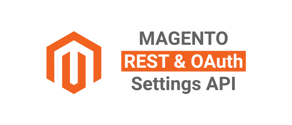 How to access Magento 1.X REST and oAuth settings for REST API